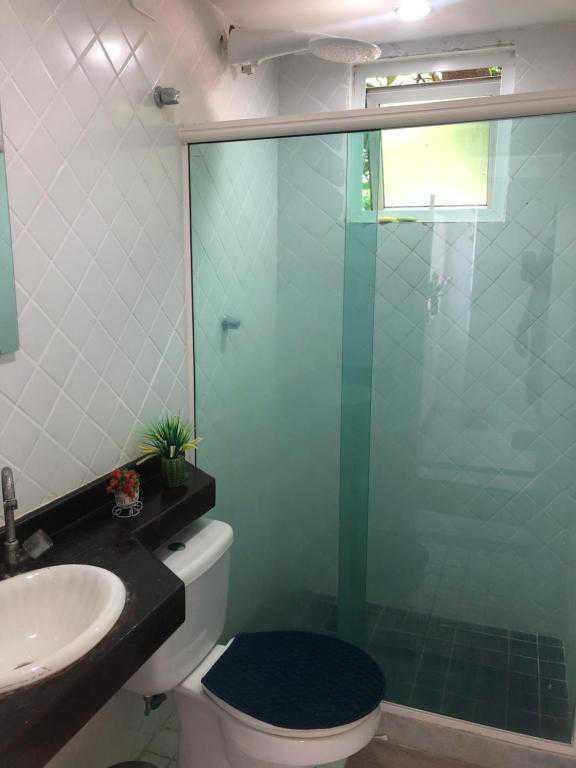 banheiro privativo do quarto quadruplo