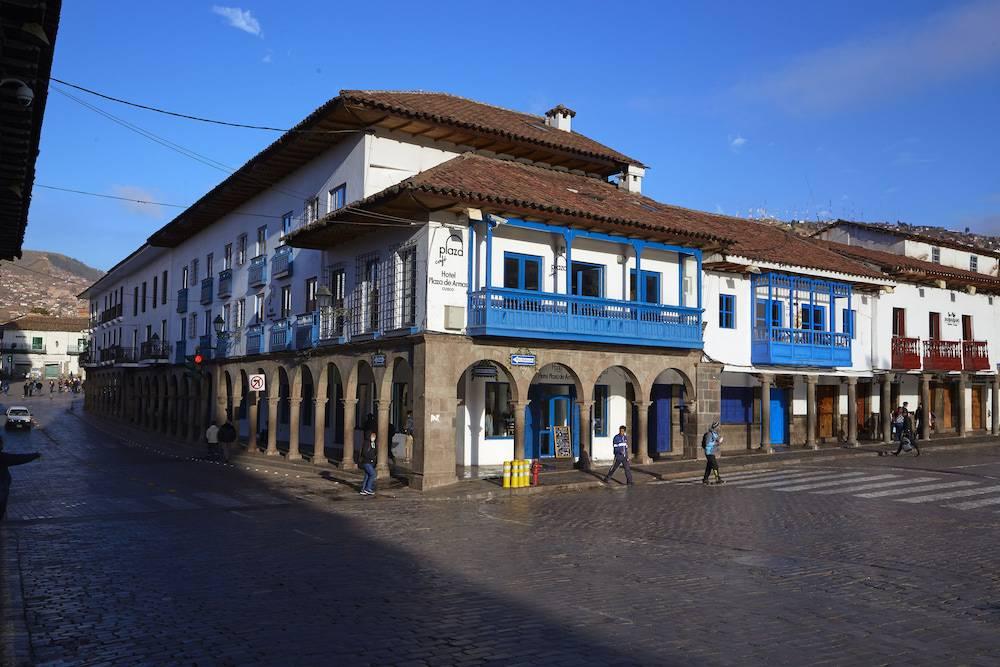 Cusco Plaza Hostel
