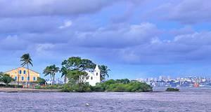 Passeio de Barco às Ilhas de Frades e Itaparica
