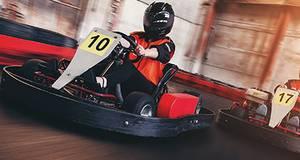 I-Drive NASCAR Race and Arcade