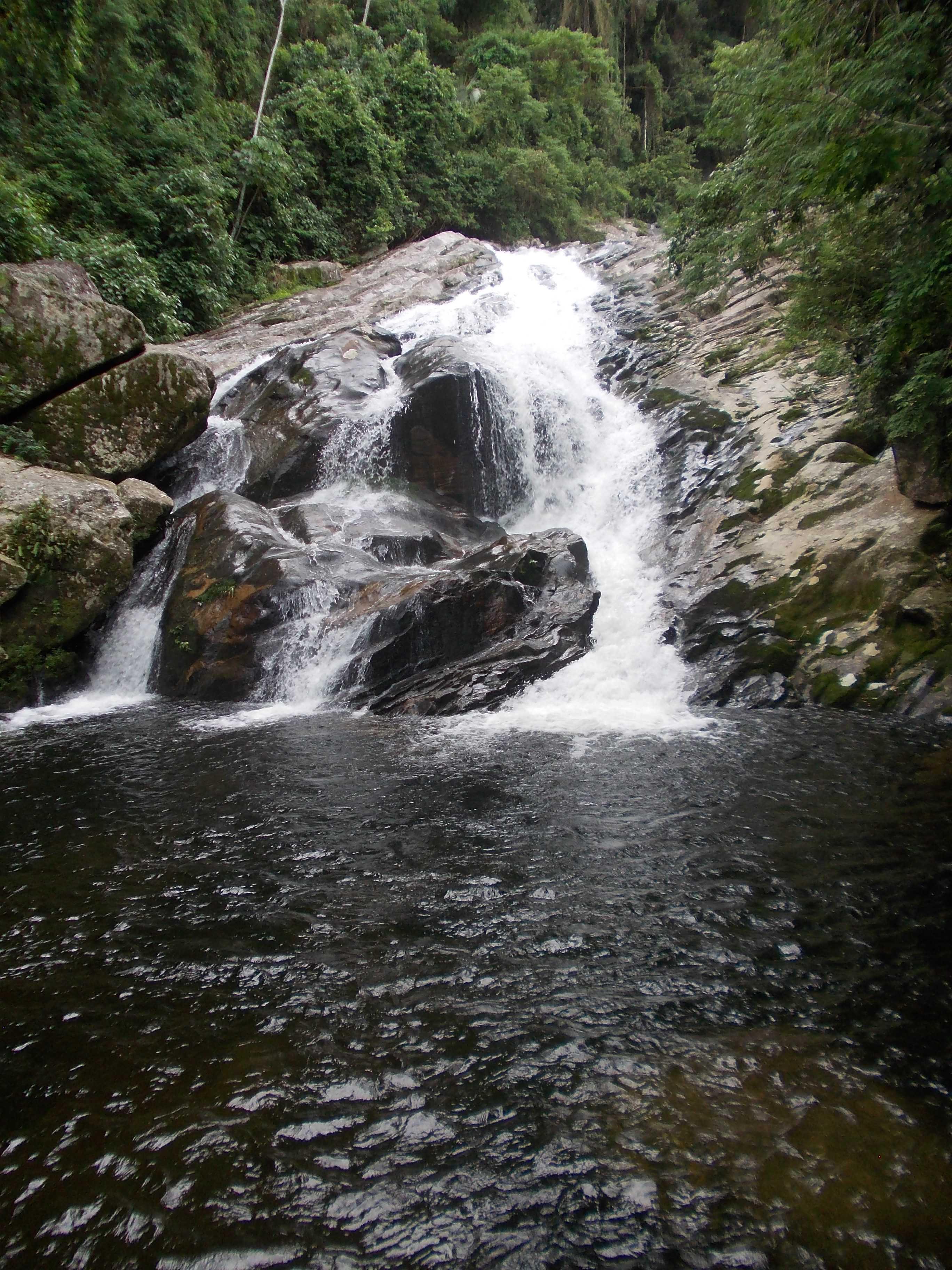 Próximo as mais belas cachoeiras