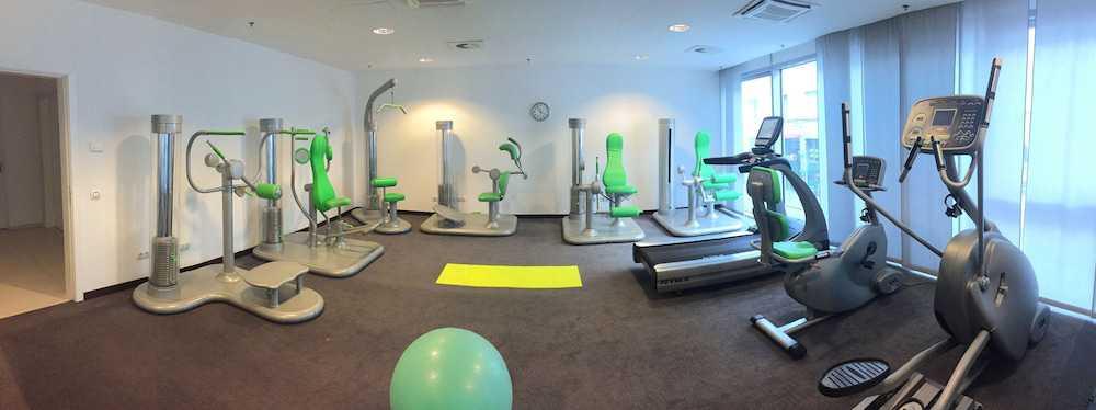 Salão de Fitness