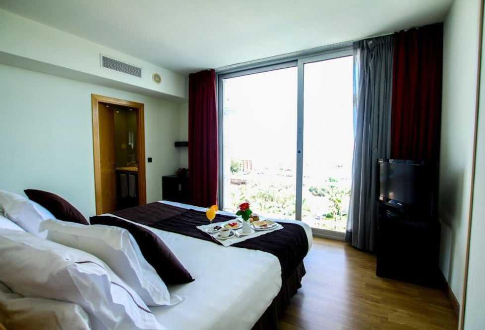 Vista do quarto