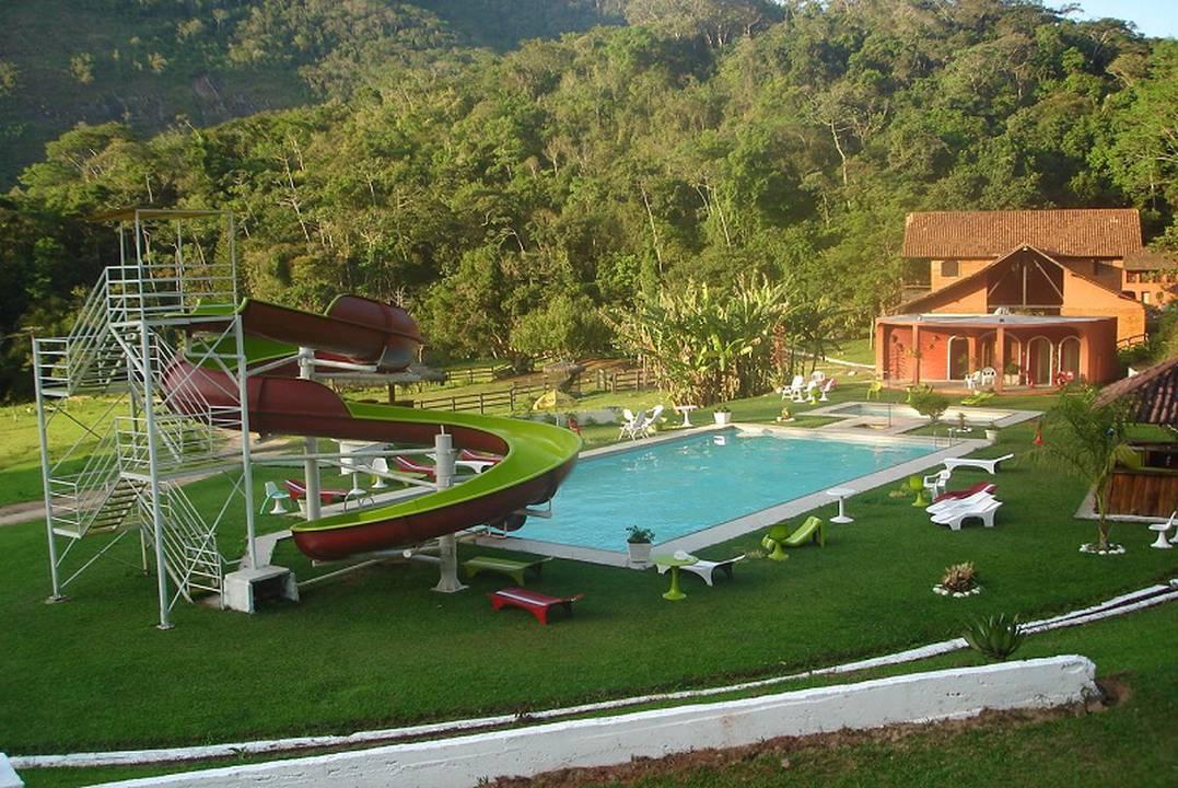 Hotel Fazenda Vitória Garden: Exclusivamentepara Finais de Semana