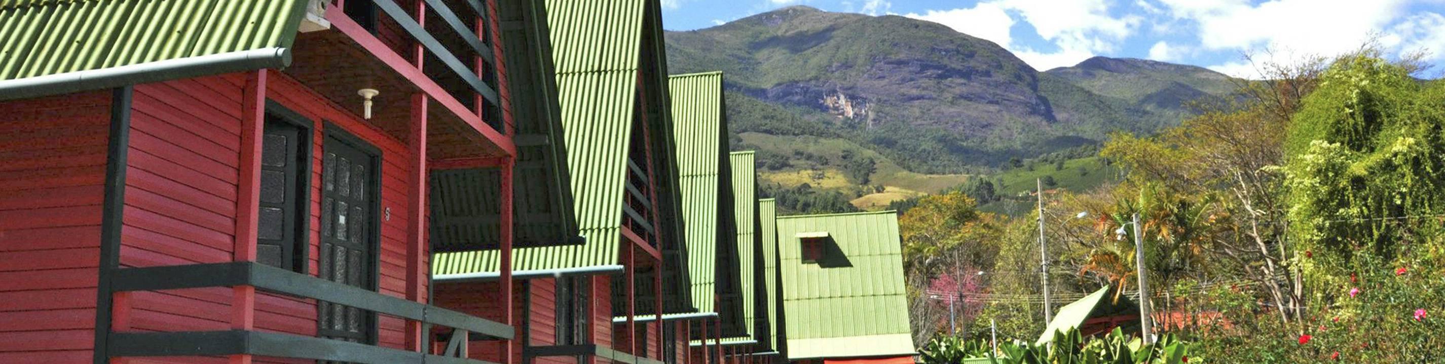 Pousada Chalé Pico da Bandeira: Opção de 2, 3 ou 4 Diárias