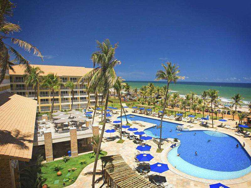 O Gran Hotel Stella Maris Resorts está localizado na paradisíaca Praia Stella Maris