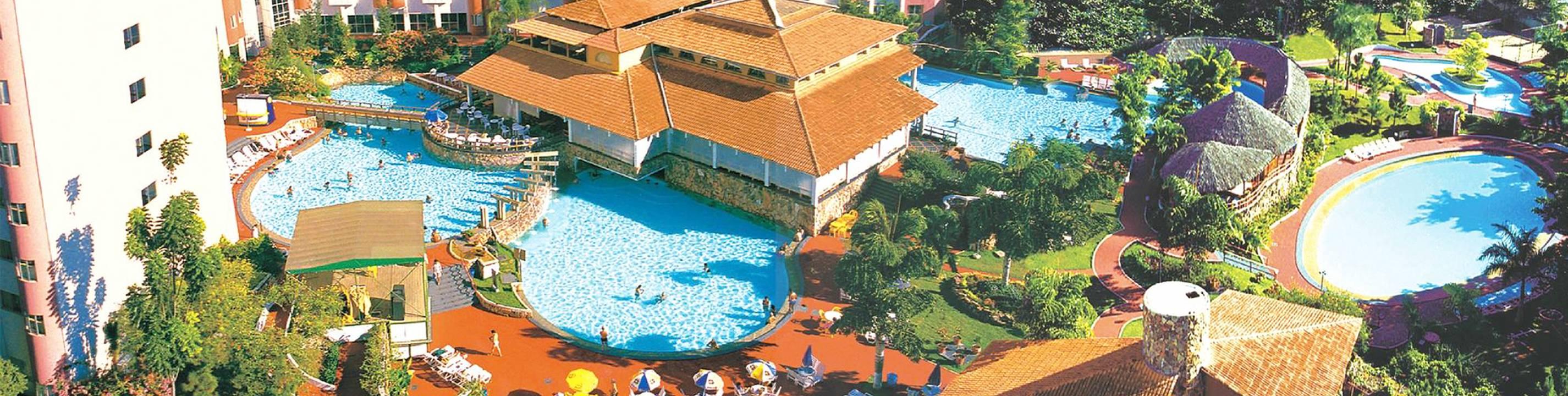 Flats Hot Springs: 3 Diárias para 4 Pessoas