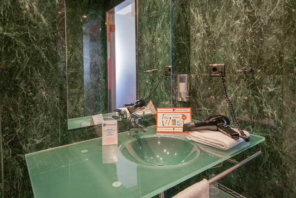 Lavatório na Casa de Banho