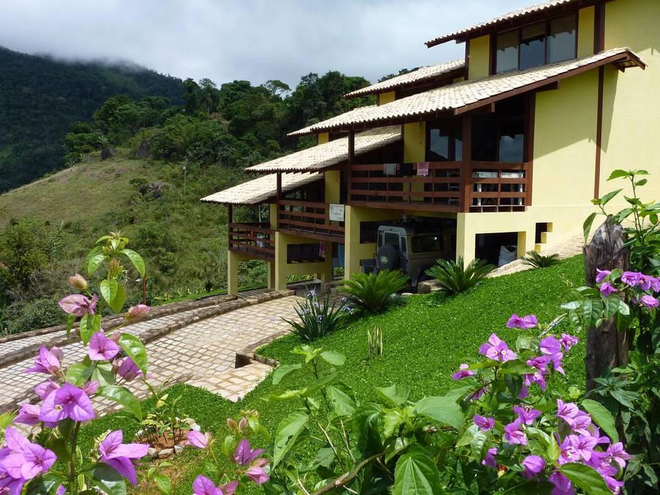 Resort Croce del Sud: Chalé + Café da Manhã