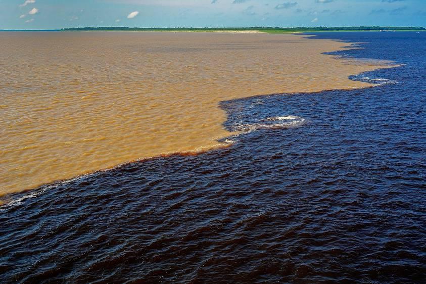 Passeio ao Encontro das Águas e Lago Janauary em Promoção - 1 dia   Hurb