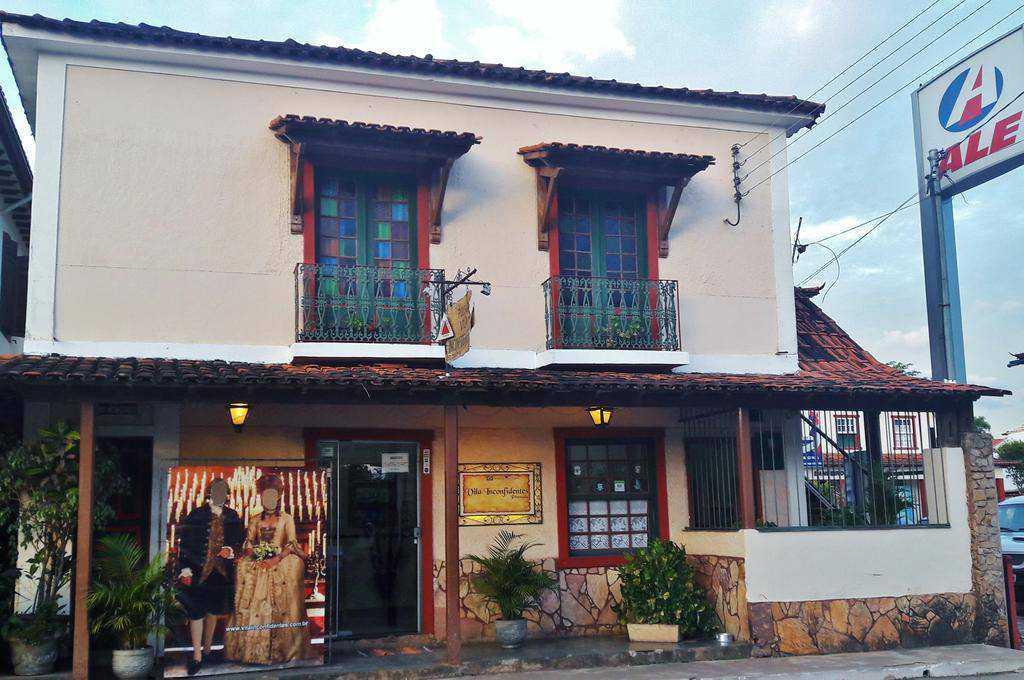 Ótima pousada no centro de Tiradentes