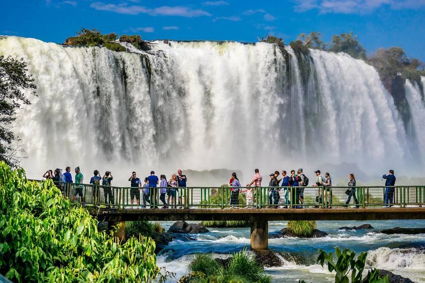 Pacote Foz do Iguaçu - Segundo Semestre - 2021 em Promoção - 2 dias